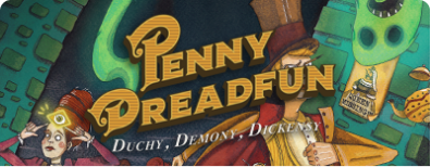 Penny dreadfun duchy demony